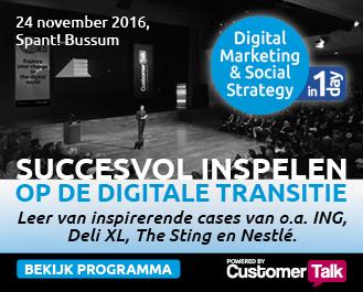 Digital Marketing & Social Strategy in one day