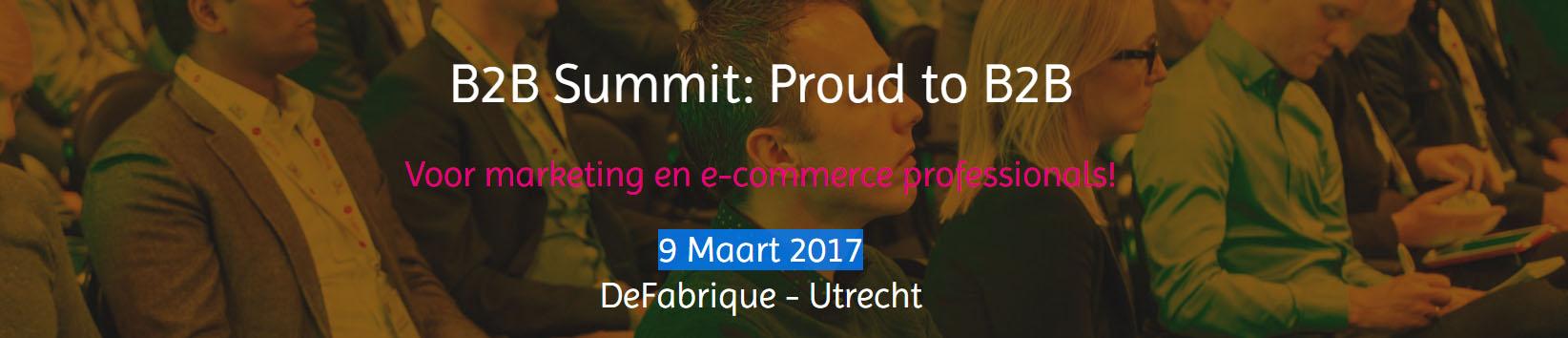 b2b summit 2017
