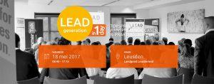 Leadgeneratie in 1 dag 2017 b2b