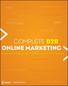 b2b online marketing boek