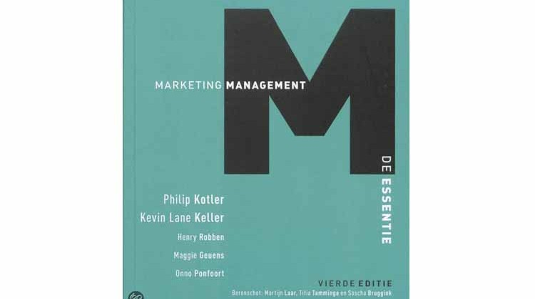 Marketingmanagement afbeelding