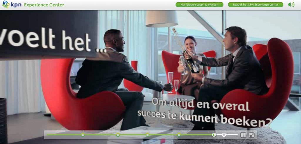 KPN online experience