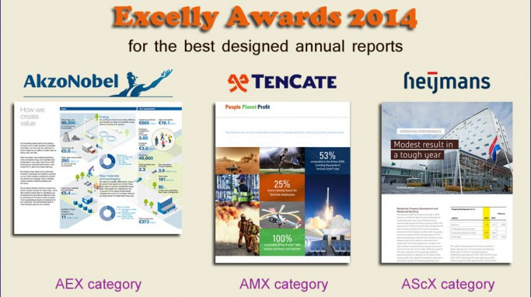 excelly awards 2014 best dutch brands