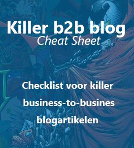 b2b blog tips