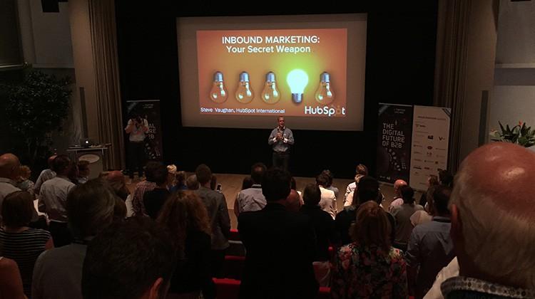 steve vaughan inbound marketing hubspot