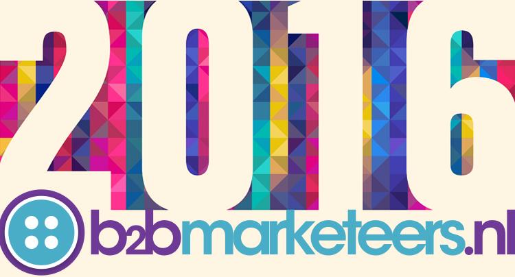 b2b marketing trends 2016