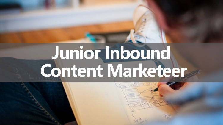 Inbound Marketeer junior