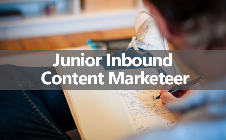 Inbound Marketeer junior