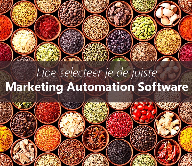 Marketing Automation Software selecteren b2b