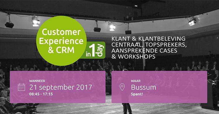 customer experience en crm 2017