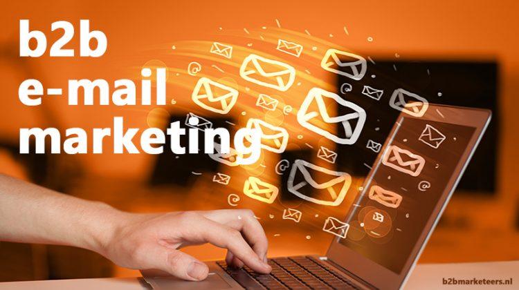 b2b e-mailmarketing 2018