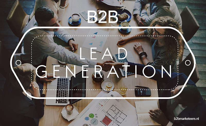 b2b leadgeneratie tips modern