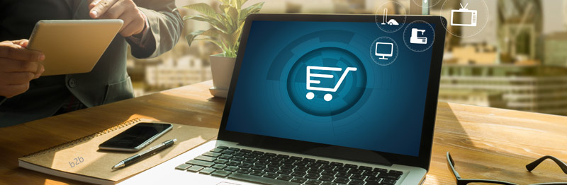 e-commerce b2b afbeelding