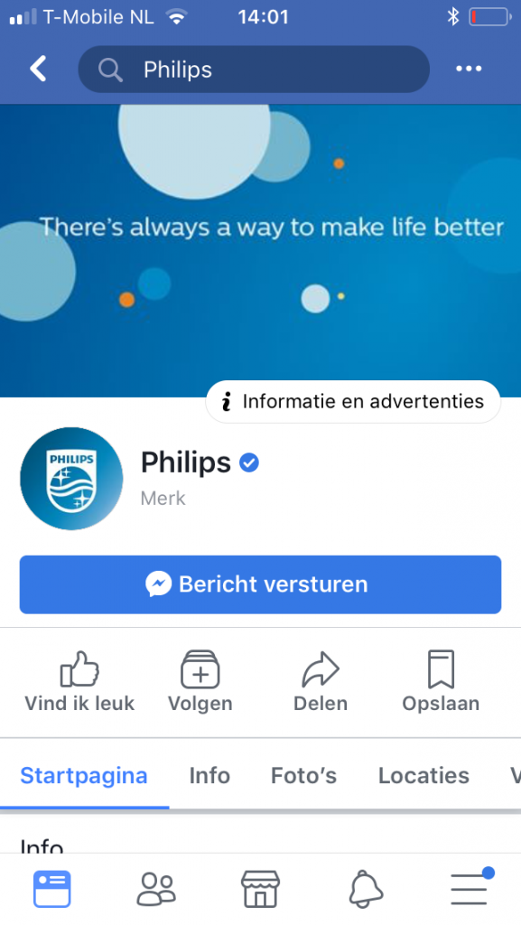facebook marketing informatie en advertenties