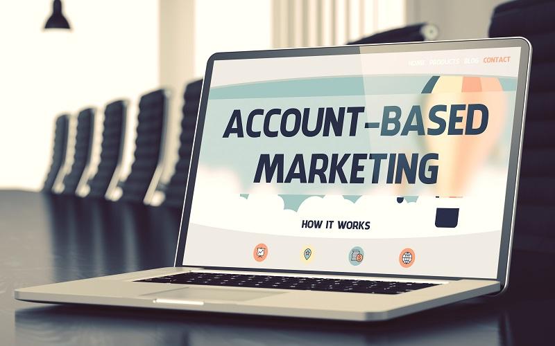 Account Based Marketing Social Selling