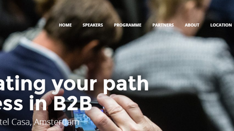 b2b marketing event Emerce e-commerce b2b