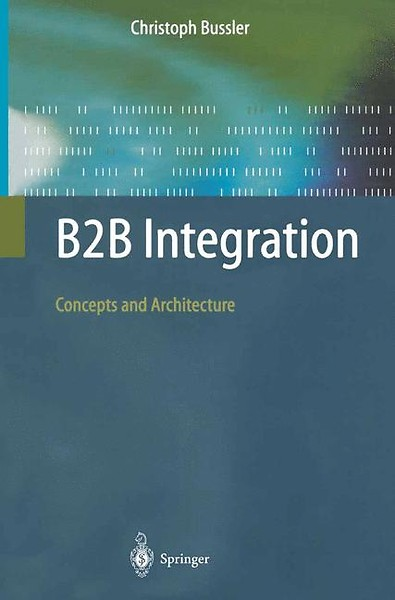 b2b integration boek