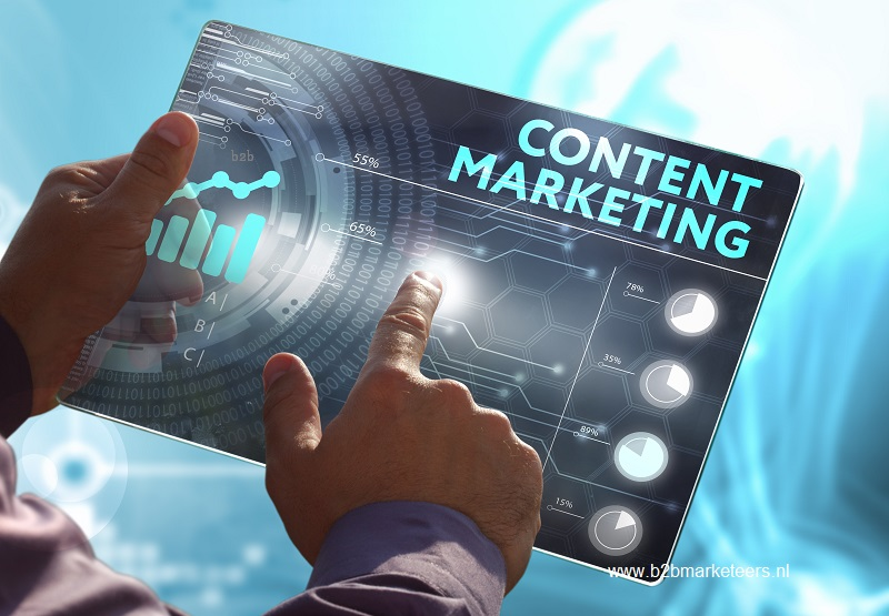 content marketing personaliseren b2b