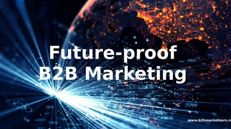 b2b marketing future proof