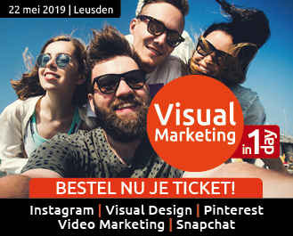 Visual marketing in one day