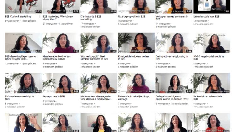 Marlene b2b video