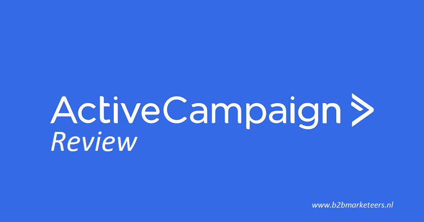ActiveCampaign Review blog img