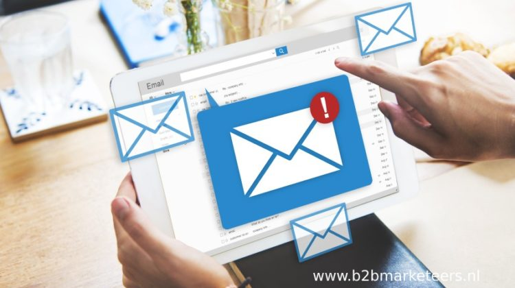 Online Mailings in b2b
