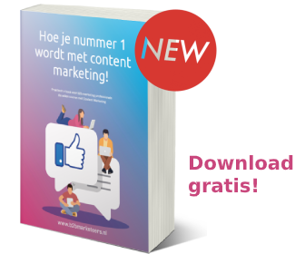 Nummer 1 met Content Marketing