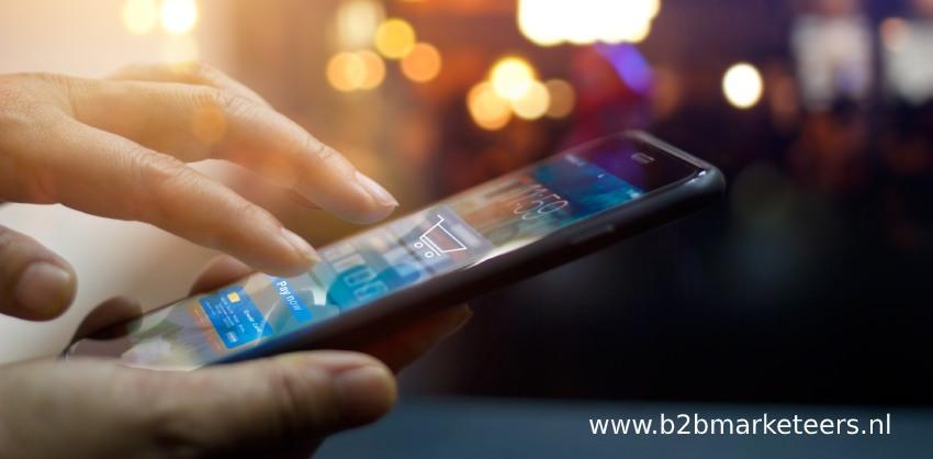 m-commerce b2b marketing