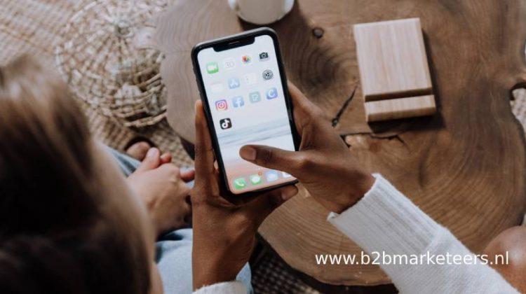 voordelen apps b2b marketing